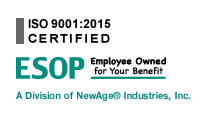 ESOP and ISO logos
